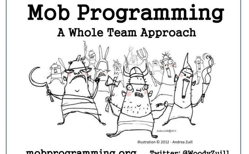 Mob Programmingっておもろそうやな