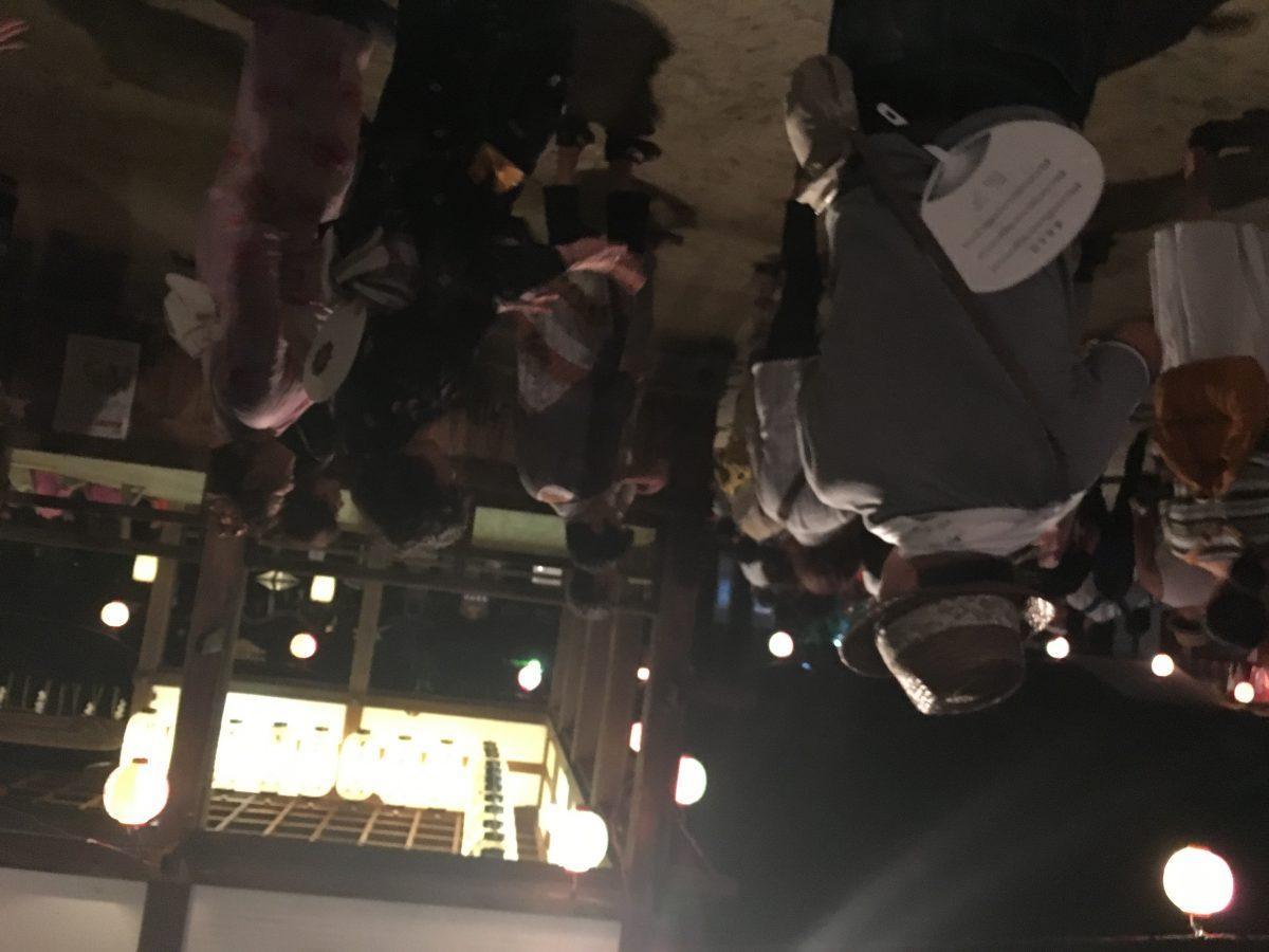 藤森神社盆踊り